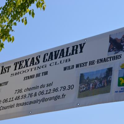 FIRST TEXAS CAVALRY + Les Trente Ans