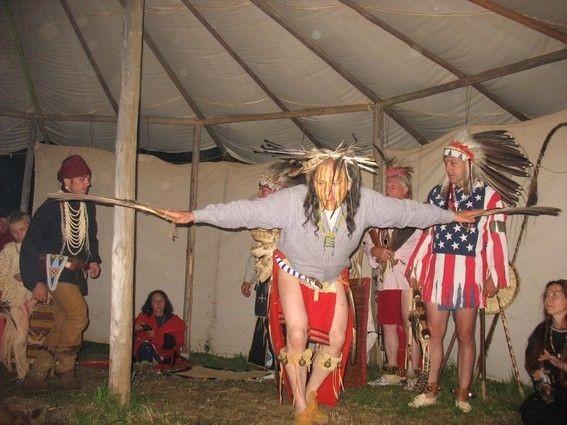 Oeil de geai danse 2009