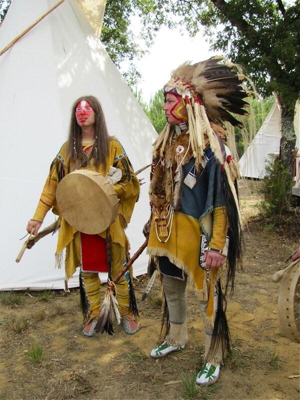 Sioux cestas 2011
